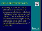 child protection cp