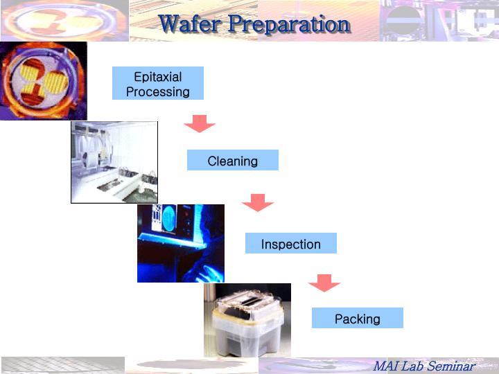Wafer Preparation