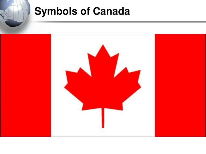 Ppt Symbols Of Canada Powerpoint Presentation Id82913
