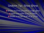 uniform tip shoe shine