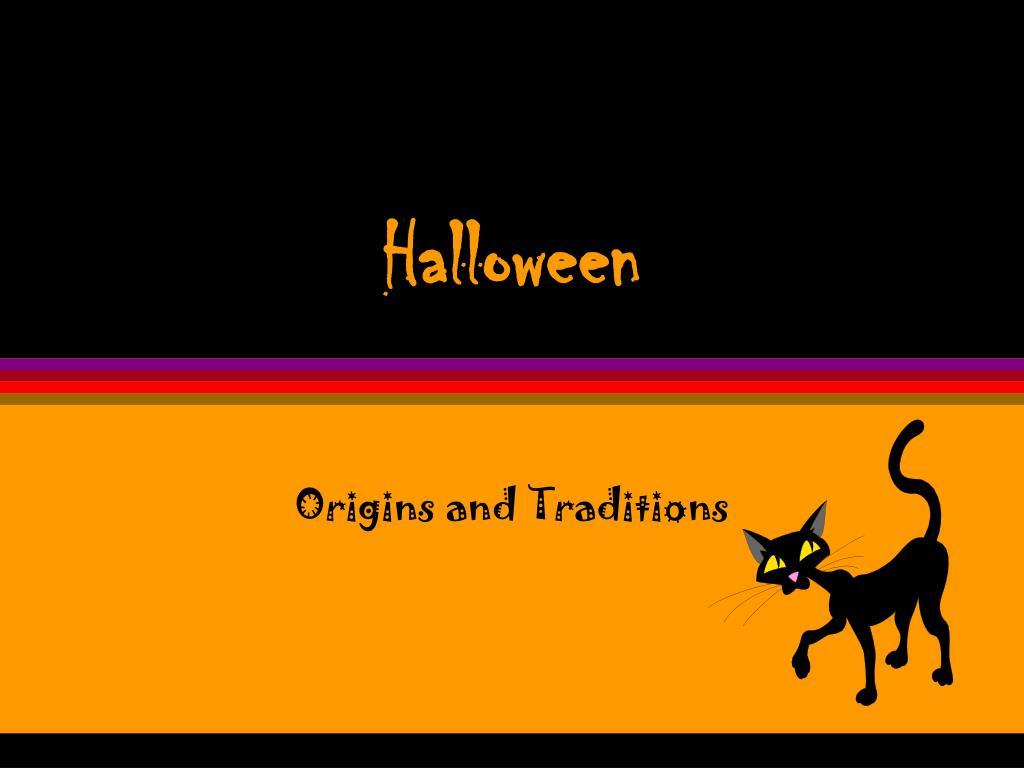 ppt halloween powerpoint presentation id 82939