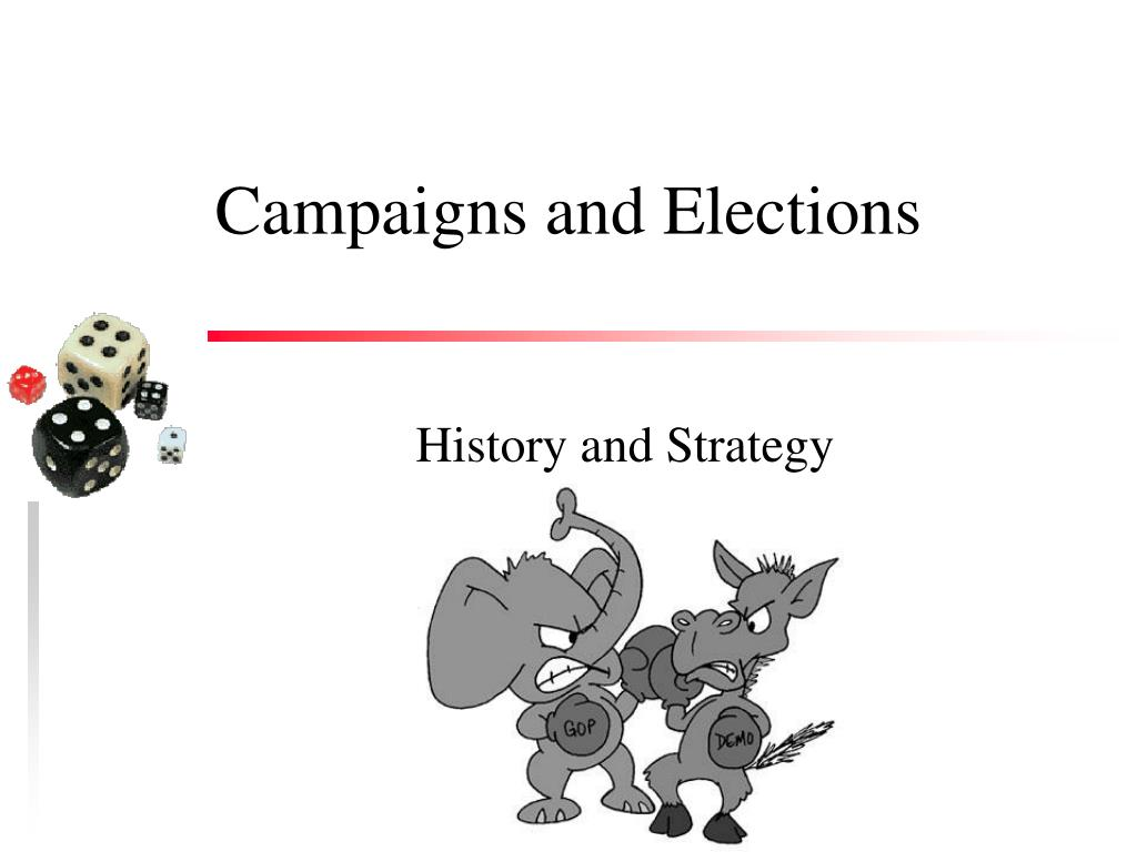 campaigns and elections l.
