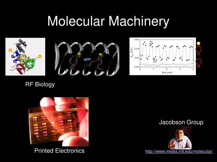 Molecular Machinery
