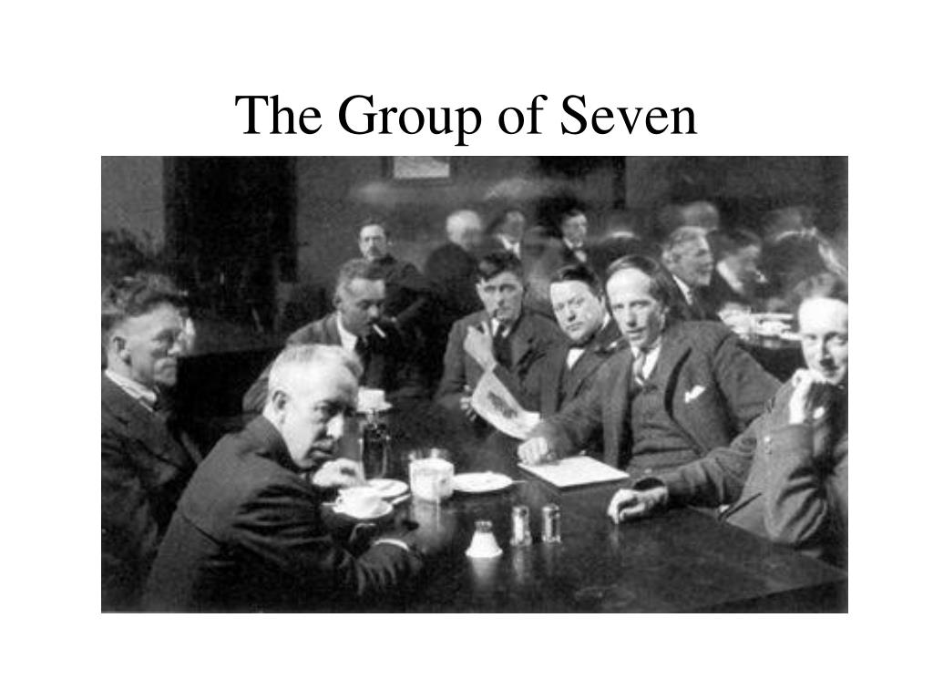 the group of seven l.