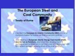 the european steel and coal community7