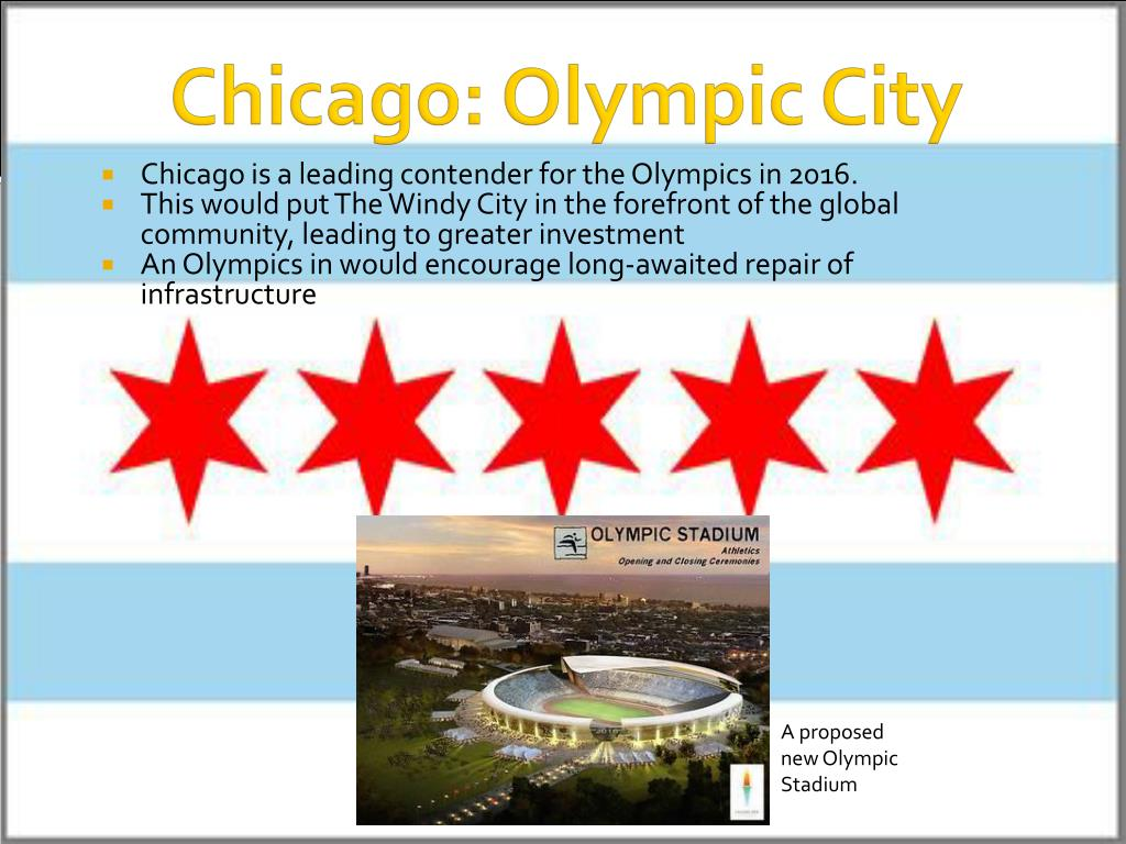 Chicago: Olympic City