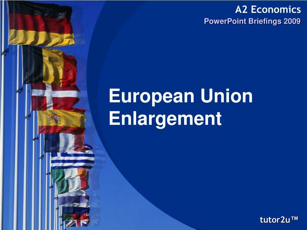 european union enlargement l.