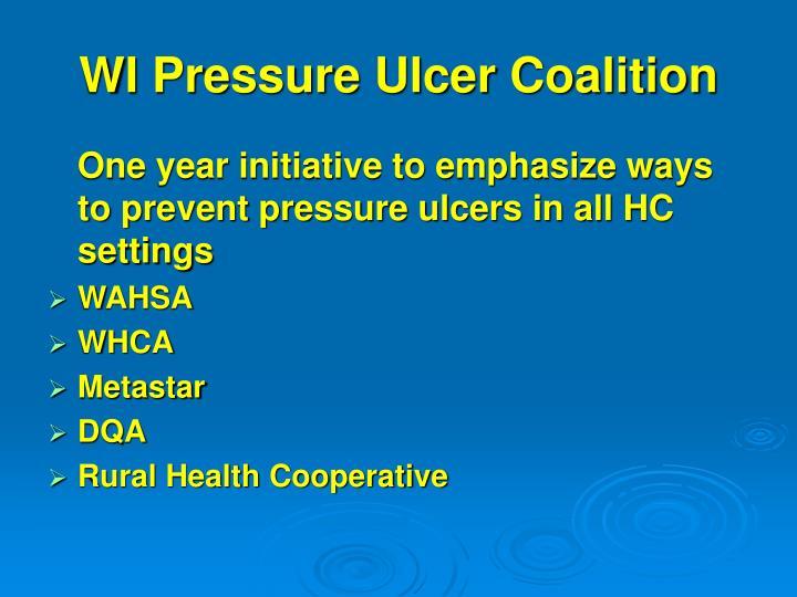 WI Pressure Ulcer Coalition