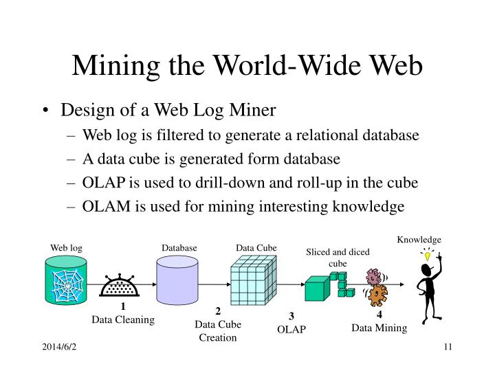 Mining the World-Wide Web