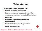 take action14
