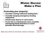winter storms make a plan6
