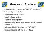 greensward academy