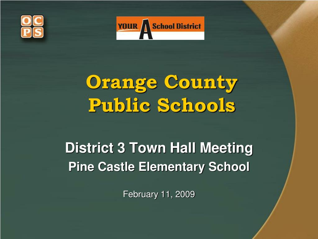 orange county public schools l.