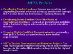 meta projects