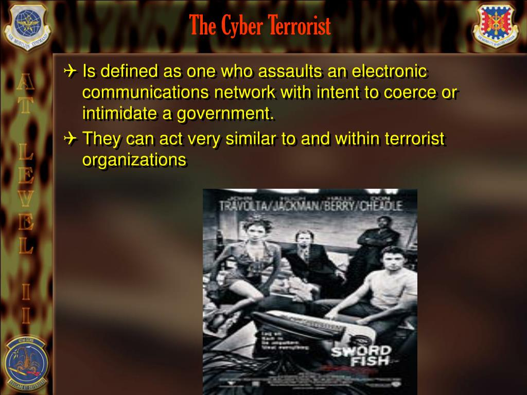 The Cyber Terrorist