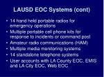 lausd eoc systems cont27