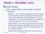 hamdi v rumsfeld 200427