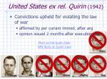united states ex rel quirin 194222