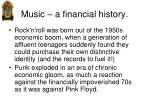 music a financial history