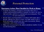 personal protection34
