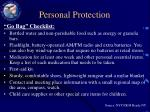 personal protection37
