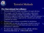 terrorist methods16