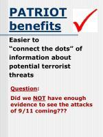 patriot benefits9