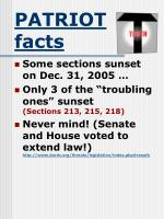 patriot facts7
