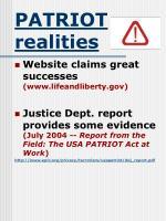 patriot realities26