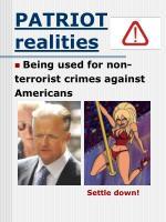 patriot realities27