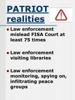 patriot realities28