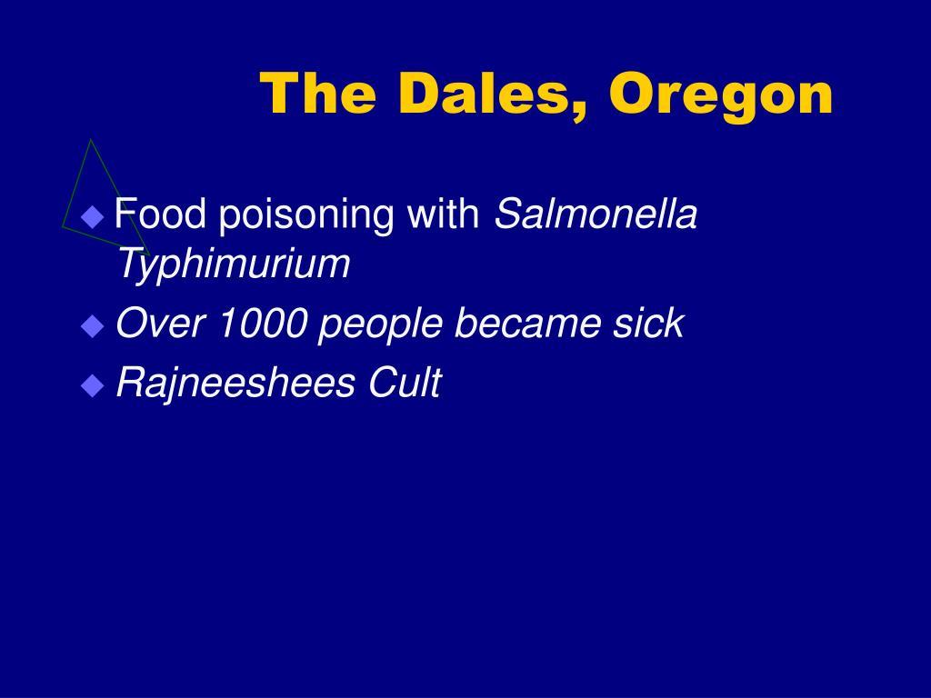The Dales, Oregon