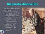 diagnostic discoveries