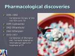 pharmacological discoveries2