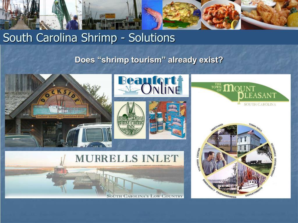 "Does ""shrimp tourism"" already exist?"