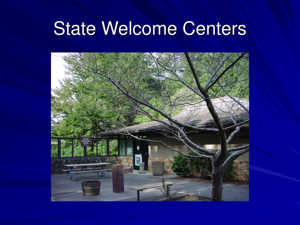 State Welcome Centers