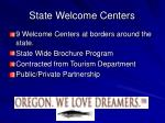 state welcome centers11