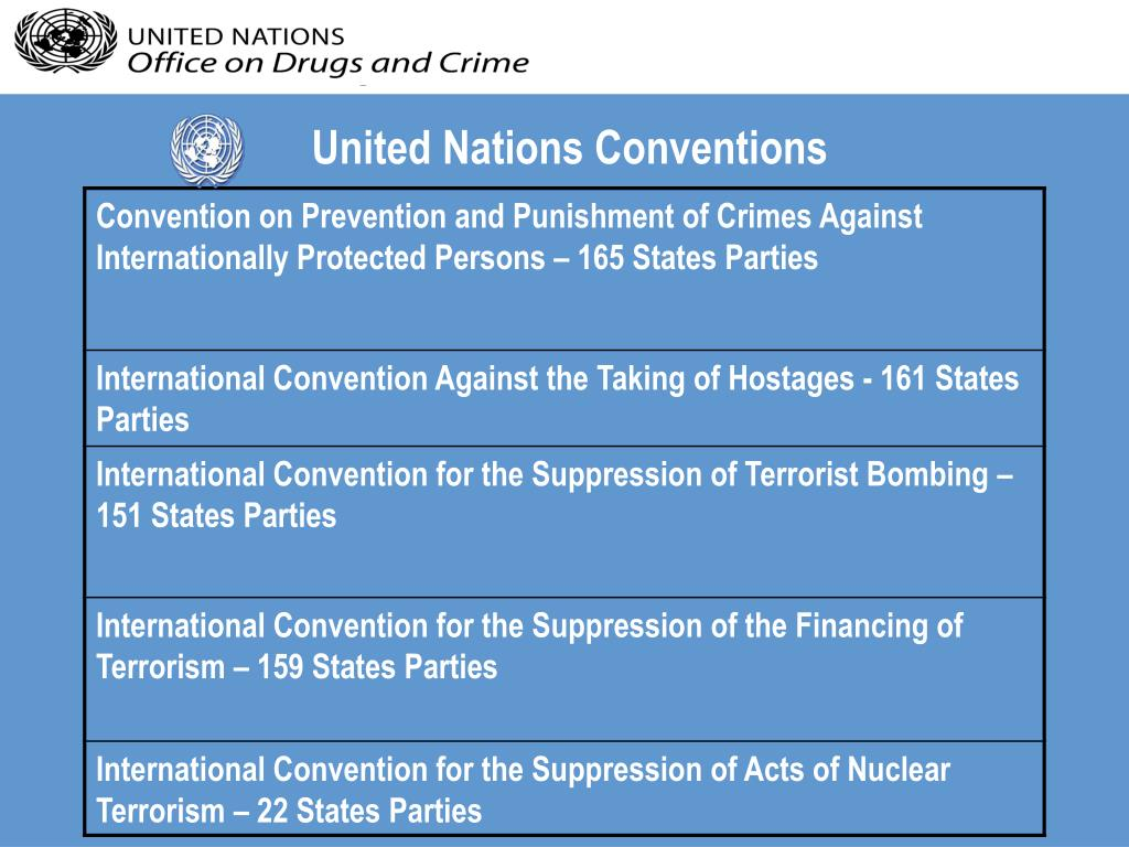 United Nations Conventions