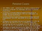 related cases