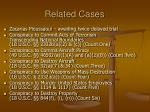 related cases51