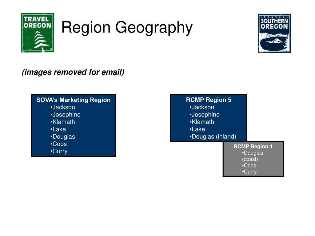 Region Geography