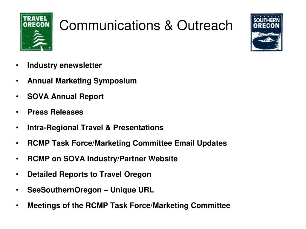 Communications & Outreach