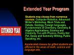 extended year program6