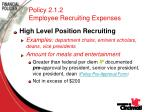 policy 2 1 2 employee recruiting expenses59