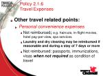 policy 2 1 6 travel expenses28