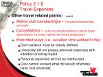 policy 2 1 6 travel expenses29