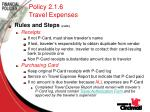 policy 2 1 6 travel expenses32