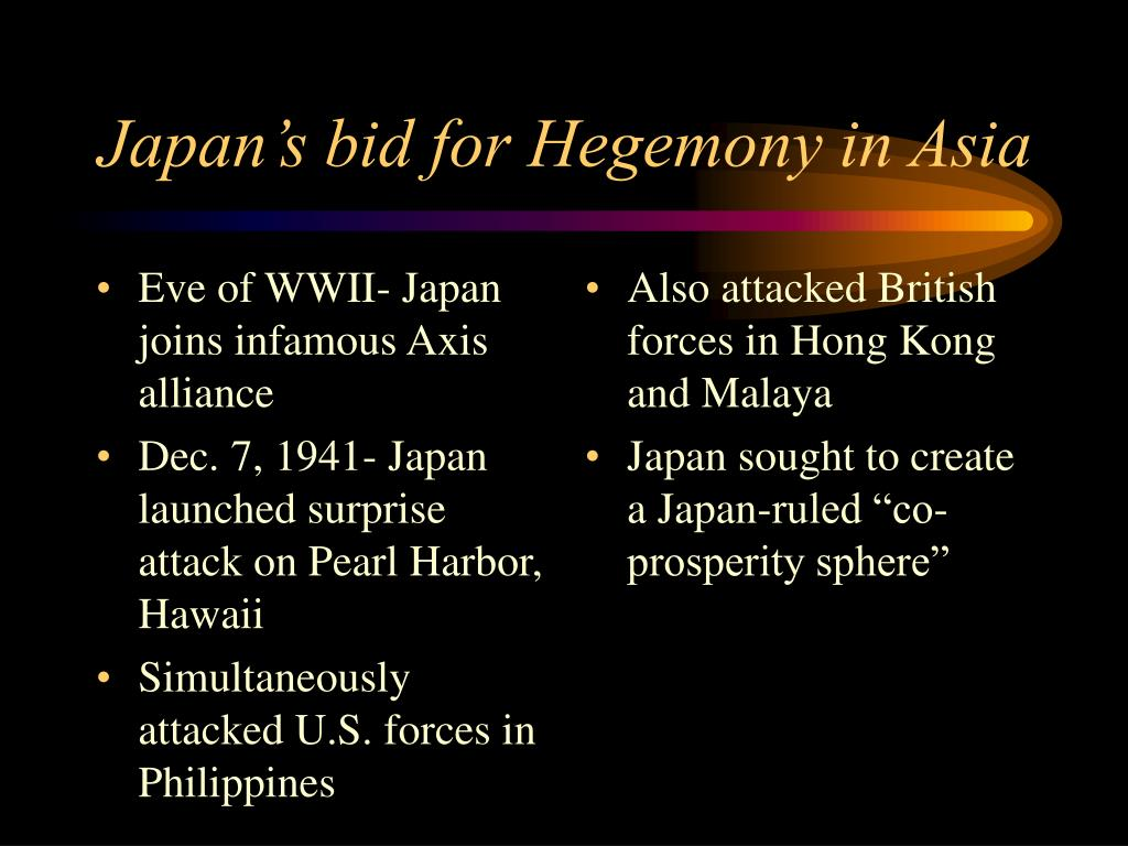 Eve of WWII- Japan joins infamous Axis alliance