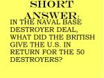 short answer53
