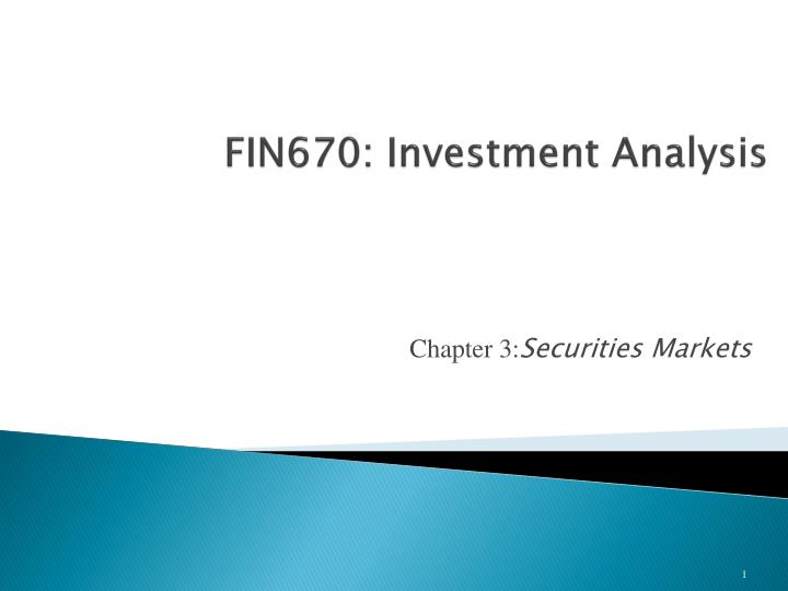 fin670 investment analysis n.